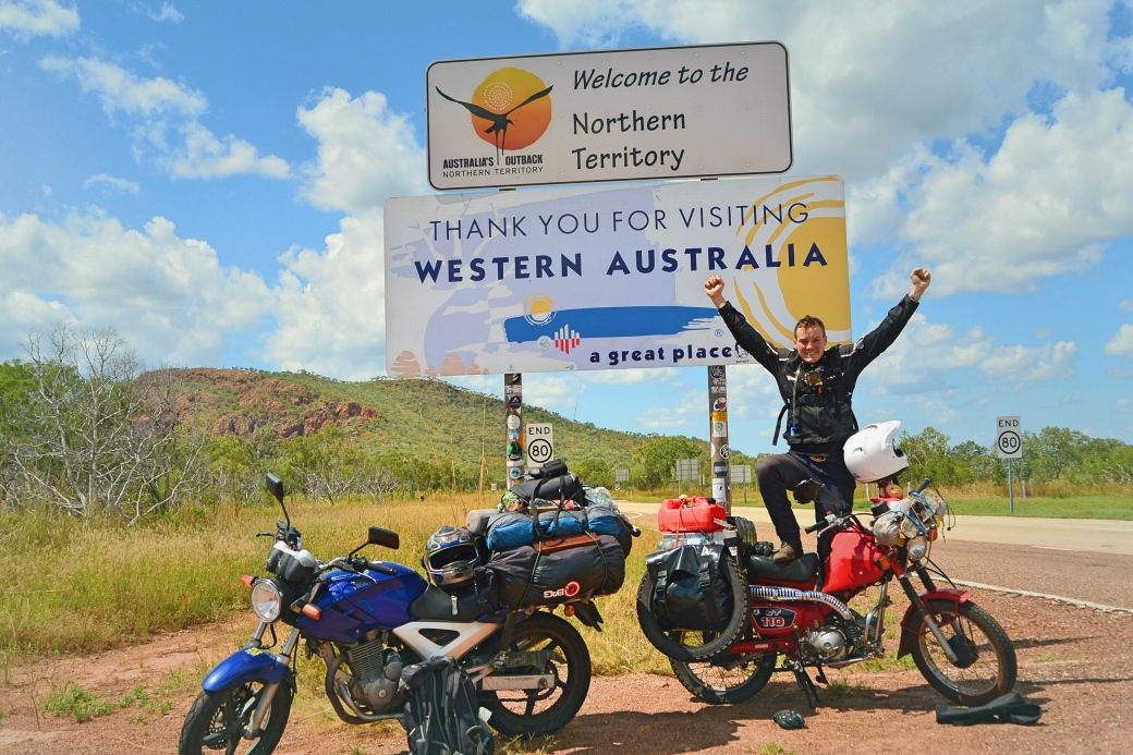 border WA-NT