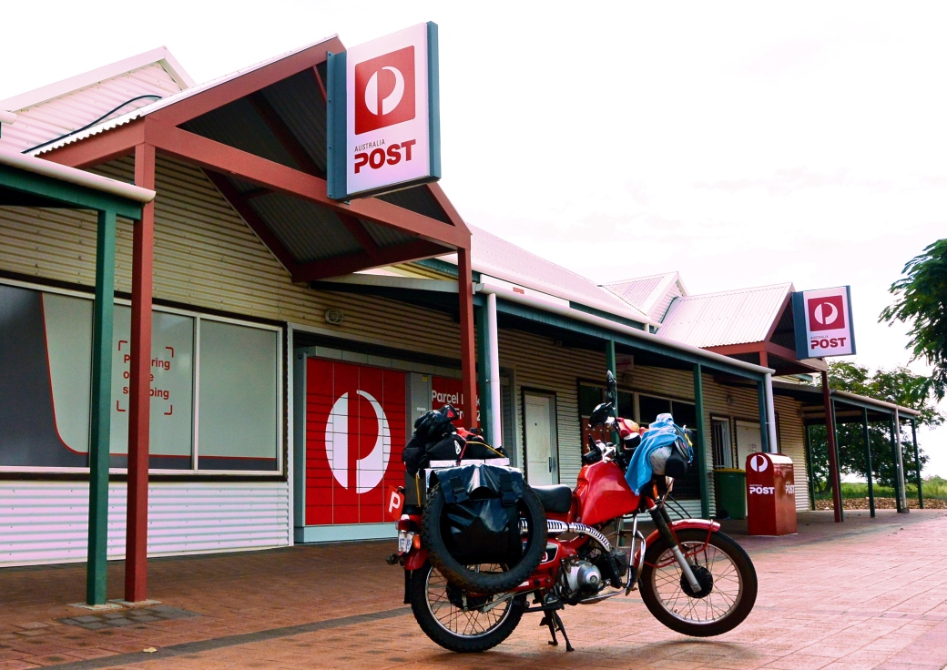 Post office Broome